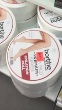 Borthe Epilation Roll container
