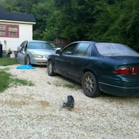 2000 and 2001 buick regal.both cars will start and Independence, 70443