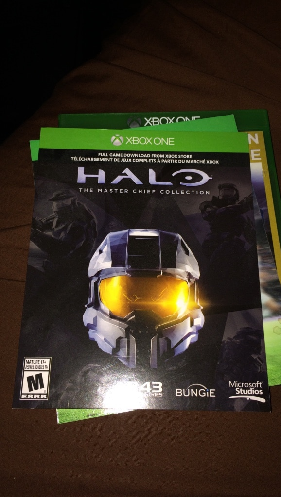 halo xbox one poster for sale  Barrie