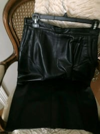 Beautiful leather pencil skirt 537 km