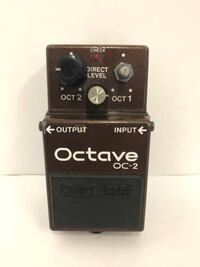 Boss Octave OC-2 Guitar Effects Pedal Los Angeles, 90037