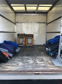 MOVING - PICKUPS - DELIVERY - TRUCK with 2 MEN