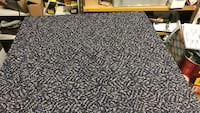 3x3 carpet tiles. Let us know how many tiles you need or soft!  Burnaby, V5G