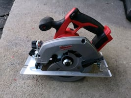 Milwaukee m18 circular saw