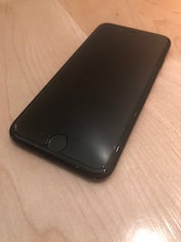 Black iPhone 7- Excellent Condition Barrie, L4N 3R1