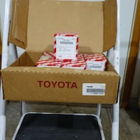 Toyota Oil Filters VANCOUVER