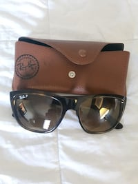 Rayban womans sunglasses with case