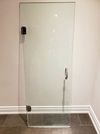 Glass shower door $150!!! Vaughan, L4L