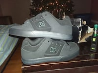 Dc Pure shoes, black, never worn in box size 11.5