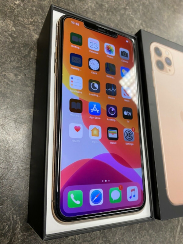 New Apple iPhone 11 Pro Max 256GB Gold 3