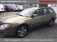 2007 Subaru Outback LL Bean Edition White Marsh