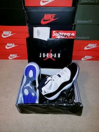 Jordan11 Concord sz12 Richmond