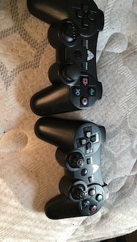 black Sony PS3 wireless controller Bel Alton, 20611