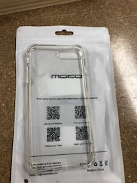 Clear moko clear smartphone case pack Toronto, M9W