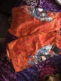 NEW WITH TAG MEN SHORTS  Durham