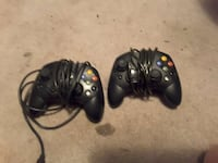 two black xbox game controllers Harrison, 37341