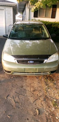 2007 Ford Focus Columbus