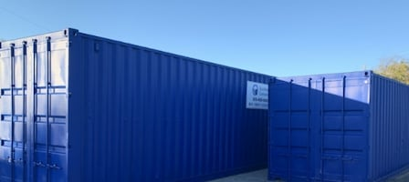 Most Popular Cargo Shipping Container - 40ft HC