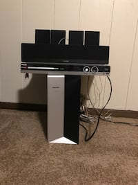 stereo system ( sound system)  with dvd 304 mi