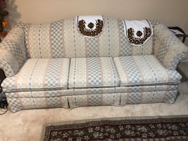 Sofa with bed option