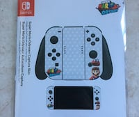 Super Mario Odyssey remote skin for Nintendo Switch. $3 Mississauga, L5W