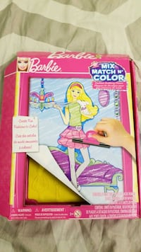 Barbie Mix Match N' Color - Used Mississauga, L5M 0B7