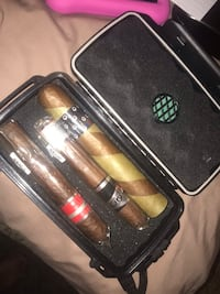 CIGAR SET Clinton, 20735