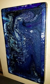 """One-of-a-kind, Handcrafted """"Everything"""" Tray Oklahoma City, 73105"""