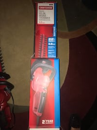 Craftsman electric hedge trimmer 22 inch Newport News, 23602