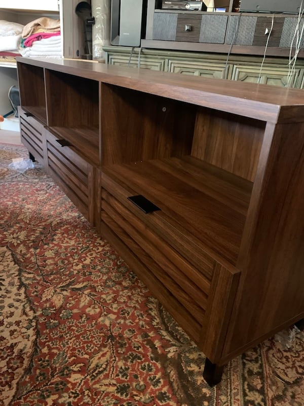 Walker Edison 80 Inch TV stand  2