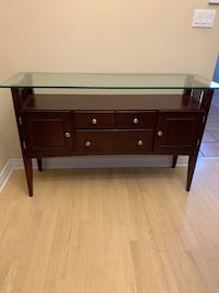 Solid wood Buffet side table  Toronto, M8Y 1E8