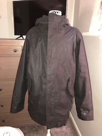 Men's 3 in 1 north face double coat size M Baltimore, 21221
