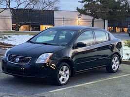 (LOW MILES)2009 NISSAN SENTRA FE+-84k-NO MECHANICAL ISSUES-SUPER CLEAN-4cyl