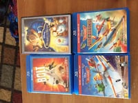 $4 each kids movies  Lacey, 98516
