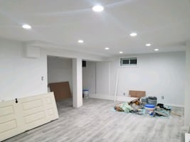 Electrician & Tile Installation