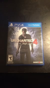 Uncharted 4 - PS4 like new
