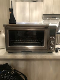 Breville convection smart oven