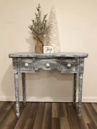 Desk or console table