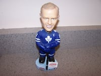 RARE -Toronto Maple Leafs - #13 MATS SUNDIN heads up Bobblehead Vaughan