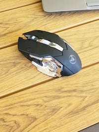 Wireless gaming mouse with breathing lights West Babylon, 11704