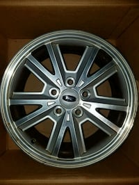 RIMS FORD MUSTANG 16  Chelsea, 02150