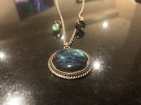 Galaxy pendant Necklace ONE OF A KIND Hamilton, L0R 1C0