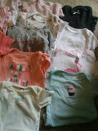 baby's assorted onesies Wake Forest, 27587