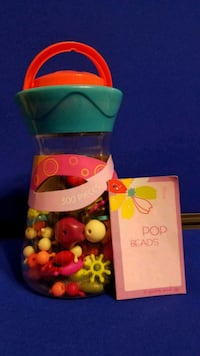 Pop Beads, Education Learning Toy Jewelry Making K El Paso, 79928