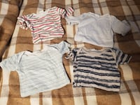 Lot de 4 body garçon  Pontoise, 95300