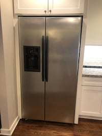 GE Two Door Refrigerator Alexandria, 22312