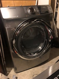 gray Samsung front-load clothes washer Silver Spring, 20902