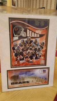 Chicago Bears memorabilia Virginia Beach, 23464