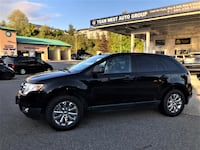 Team West Auto Group 2007 Ford Edge SEL Plus AWD Local No accident Clean ford edge Coquitlam