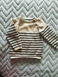 hm baby sweater